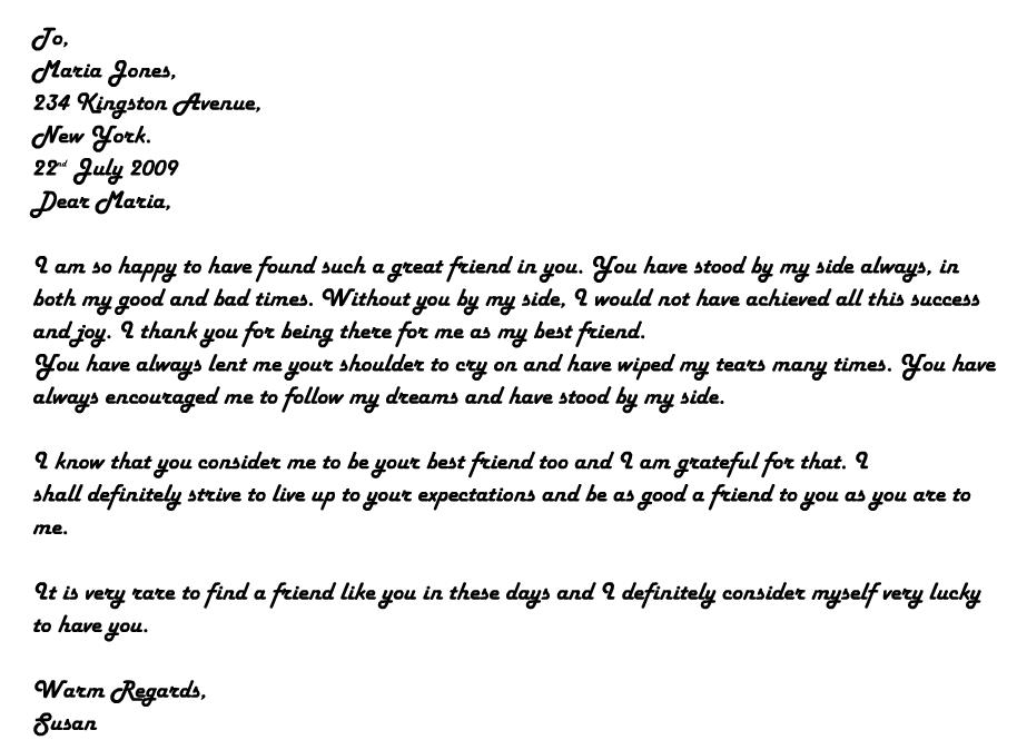 Письмо с поздравлением на немецком